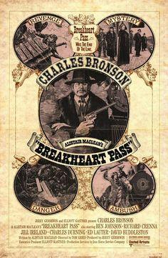 Breakheart Pass Movie Poster