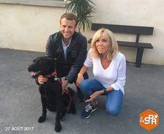 Le couple présidentiel adopte son nouveau compagnon à la SPA. Emmanuel Macron et la Première Dame se sont rendus hier à la SPA au refuge d'Hermeray (78) pour adopter Nemo, un croisé Labrador griffon et l'emmener avec eux à l'Elysée. Sensible au sort des animaux abandonnés, le couple a eu un coup de cœur pour ce chien sociable et joueur mais qui peinait à être adopté. Nemo est le premier chien issu d'un refuge de la SPA à être adopté par un président en exercice. « C'est une démarche…