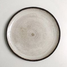 The Black Clay series will also be feature at my stall at the Design Museum Market. 1-3 December at the Design Museum. . Oreo dinner plate in white. . Textured black clay. Handbuilt. . . . . . . . . . . . . .  #pottery #ceramics #stoneware #potter #twinearthceramics #dinnerware #food #tabletop #cheflife  #foodblogger #restaurant #michelinstar #rustic #tableware #styling #blackclay #minimal #design #natural  #handbuilt  #handmade #home #craft  #madeinlondon #plate #naturallight…
