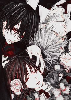67 Meilleures Images Du Tableau Vampire Knight Anime Art Art Of