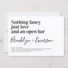 Funny Wedding Invitations, Black And White Wedding Invitations, Custom Invitations, Colored Envelopes, White Envelopes, Minimalist Wedding, Envelope Liners, Celebrity Weddings, Just Love