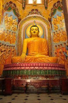 Images of Gangaramaya (Vihara) Buddhist Temple, Colombo, Sri Lanka