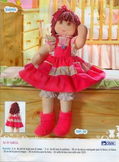 Fabric Dolls, Doll Patterns, Wedding Centerpieces, Doll Clothes, Harajuku, Victor Hugo, Biscuit, Shoes, Rag Doll Patterns