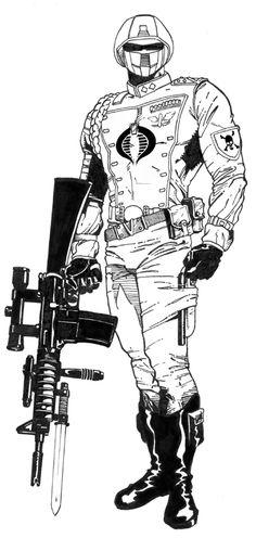 Siegie by Fastfood 80s Characters, Comic Art, Comic Books, Cartoon Clip, Cobra Commander, Morning Cartoon, Gi Joe Cobra, 90s Cartoons, Marvel X