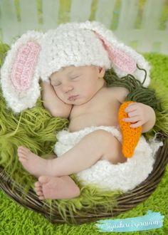 Newborn Bunny Signature Expressions Photography