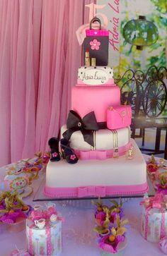 #15anos #cake #bolo #festa15anos