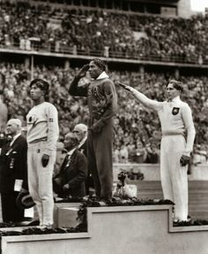 Adolf Hitler planned to use the 1936 Olympic Games in Berlin 1936 Jesse Owens arrived in Berlin to compete for the United States in the Summer Olympics. Adolf Hitler was using the games to show the world a resurgent Nazi Germany. Nazi propaganda...
