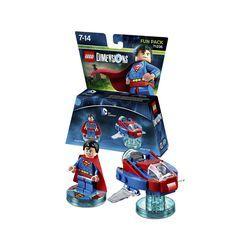 LEGO Dimensions DC Comics Superman Fun Pack