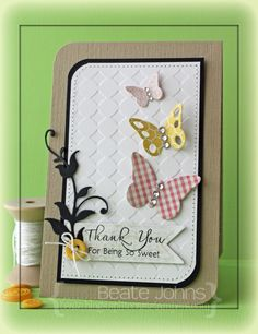 CAS card created with @Spellbinders M-Bossabilities and Pennant dies, @MME inc paper and @Mft Stamps & Die-namics. Rhinestones are from @Want2Scrap Company