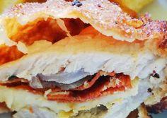 Töltött rántott hús | Szabó Zsike receptje - Cookpad receptek Oreo, Sandwiches, Food, Essen, Meals, Paninis, Yemek, Eten