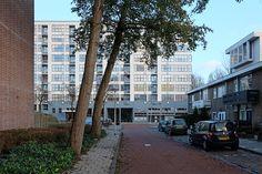 Jan C. Rietveld & Pieter R. Bloemsma,  Westereindflat Amsterdam