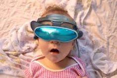 Baby playing with virtual reality. #virtualhug #virtualreality #virtualhero #virtualrealityworld #virtualassistant #virtualworldstore #development #technology #virtue