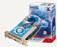 HIS Radeon R7-250 Oland XT and R7-240 Oland Pro 'Volcanic Islands' Graphics Cards Pictured | Info-Pc