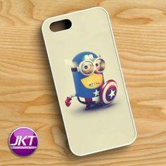 Minions 007 - Phone Case untuk iPhone, Samsung, HTC, LG, Sony, ASUS Brand #minions #phone #case #custom #phonecase #casehp