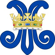 Royal Monogram of Queen Mary (of Teck) of Great Britain