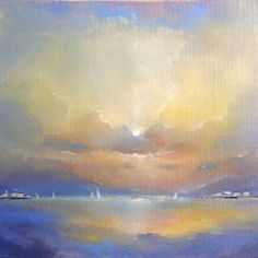 'End of Day, Sailing'