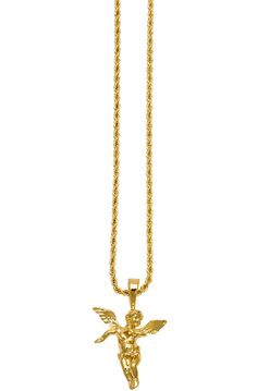 Clout Club Chicago The 28 Clout Club Angel Necklace