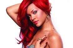 rihanna cabelo vermelho - Pesquisa Google
