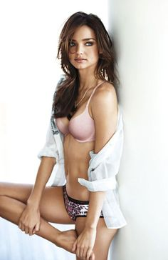 Miranda Kerr (Inspiration for Zoey Carson in Flawless Surrender by Lori King)