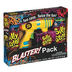 Silly String Blaster Pack Silly String https://www.amazon.com/dp/B013RX0QZA/ref=cm_sw_r_pi_dp_x_wmsIyb2CKFJX9