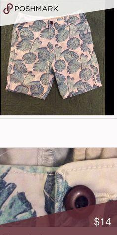 🏈Hollister Floral Shorts 28 Waist Hollister Blue Floral Shorts. Beach 🏖 Prep Fit. EUC Hollister Shorts Cargo