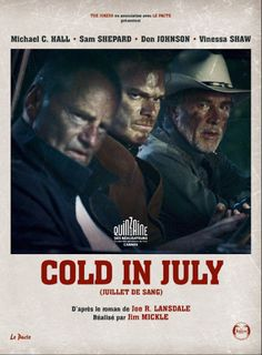 Cold in July de Jim MICKLE (DVD Filature)