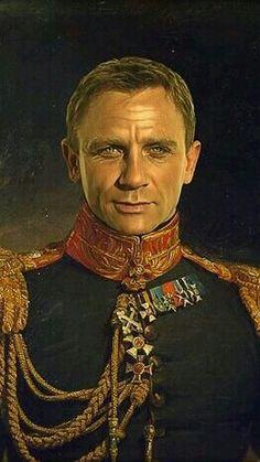 Sir Daniel Craig