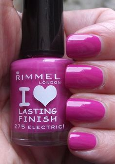Rimmel Electric!
