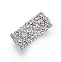 A DIAMOND AND 18K GOLD BRACELET, BY BUCCELLATI