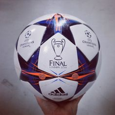 The adidas Finale Lisbon. Official match ball of the 2014 UEFA #ChampionsLeague Final.