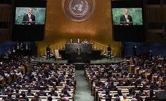 """Resolver crisis de refugiados es """"urgente"""" En la cumbre participan 52 países y organizaciones, que juntos han dedicado unos 4,500 millones de dólares más en 2016 para luchar contra esta crisis que en 2015, han """"duplicado"""" el número de refugiados a los que acogen y que en total han facilitado empleo a un millón más de desplazados, según la Casa Blanca. El presidente estadounidense se declaró """"orgulloso"""" de estos compromisos…"""