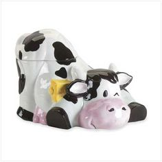 Welcome to Cow Cookie Jar Cow Cookie Jar is your home for everything cow. If you want it and we dont have it well you really dont need it. Cow Kitchen Decor, Cow Decor, Kitchen Ideas, Cow Cookies, Cow Art, Vintage Cookies, Biscuit, Cookie Jars, Tea Pots