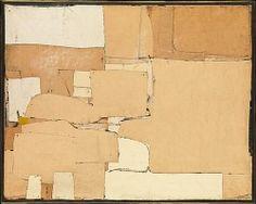 collageoftheweek: Conrad Marca-Relli, Arras 1955