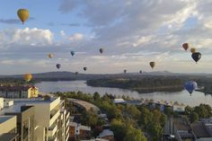 Seven things I love about living in Canberra