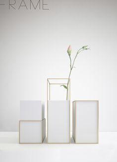 Fabio Romenici, Frame. A special collection of vases made of precious metals and ceramic.