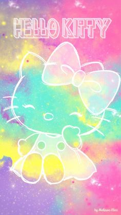 Image in Hello Kitty collection by May May on We Heart It Hello Kitty Gifts, Hello Kitty Art, Hello Kitty Themes, Sanrio Hello Kitty, Hello Kitty Backgrounds, Hello Kitty Wallpaper, Sanrio Wallpaper, Kawaii Wallpaper, Girl Wallpaper