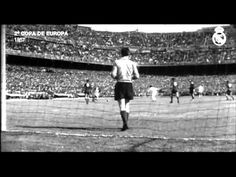 2º Copa de Europa Real Madrid 2-0 Fiorentina (1957) Real Madrid, World, Travel, Europe, Trainers, Training, The World, Trips, Viajes