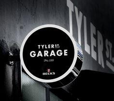 TYLER STREET GARAGE Signage