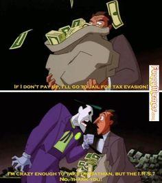 Funny memes Joker has limits...