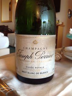 Champagne Blanc de Blancs (Francia)