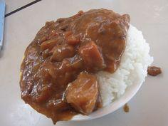 Okinawa Curry! CoCo's!!!!!!!
