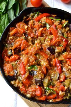 Eggplant Caponata | Every Last Bite