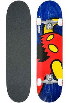 Skateboard Komplettboards online kaufen   skatedeluxe Skateshop Skateboard Deck, Cool Skateboards, Audi, Skateboarding, Ideas, Hs Sports, Mickey Shirt, Presents, Paintings