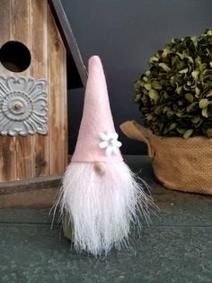 Check out this item in my Etsy shop https://www.etsy.com/listing/590535757/scandinavian-spring-gnome-mini-nisse