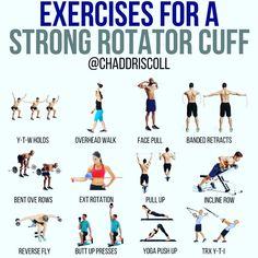 9 Mobility Exercises to Relieve Shoulder Pain. Golf Exercises To Strengthen Your Back Shoulder Exercises Physical Therapy, Shoulder Mobility Exercises, Rotator Cuff Exercises, Shoulder Stretches, Golf Exercises, Rotator Cuff Strengthening, Frozen Shoulder Exercises, Oblique Exercises, Flexibility Exercises