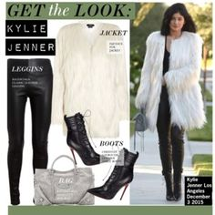 Get The Look-Kylie Jenner