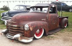 Lone Star Round Up, Austin 2014, Patina, Rat Rod