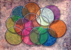 Jogos de Carnaval é uma obra de arte abstrata geométrica, acrílico sobre papel, parte de uma série de 12 obras únicas de pequeno formato.