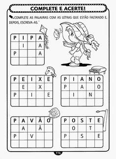 Educação Infantil Atividade-111