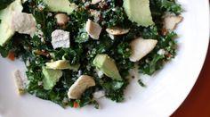 Kale Quinoa Salad | Modern Family Cooking